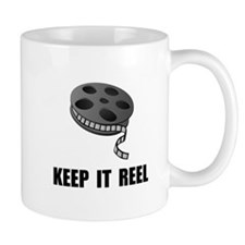 Keep Movie Reel Mug