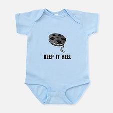 Keep Movie Reel Infant Bodysuit