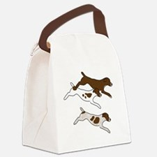 Three GSPs Canvas Lunch Bag