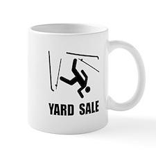 Ski Yard Sale Small Mug