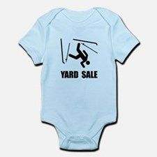 Ski Yard Sale Infant Bodysuit