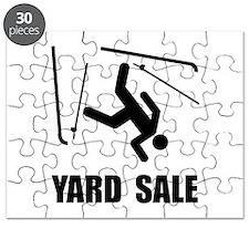 Ski Yard Sale Puzzle