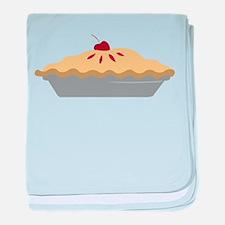 Cherry Pie baby blanket