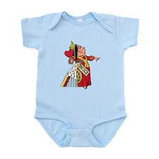 The Queen of Hearts Infant Bodysuit