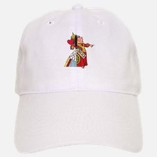 The Queen of Hearts Baseball Baseball Cap