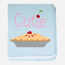 Cutie baby blanket