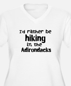 Id rather be...anything ADK T-Shirt