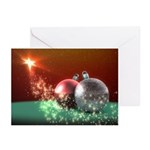 Christmas Star Cards (Pk of 10)