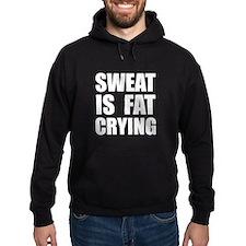 Sweat Crying Hoodie