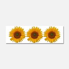 Sunflower-y Car Magnet 10 x 3