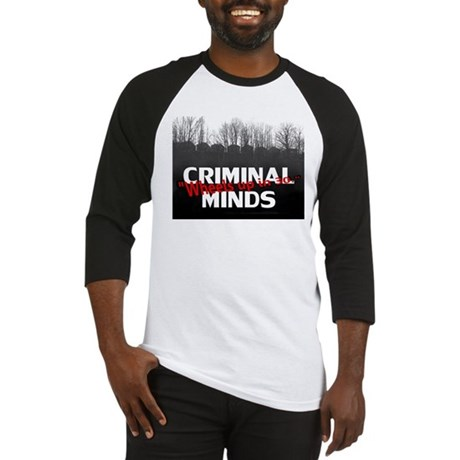 Criminal Minds Up In 30 Baseball Jersey