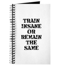 Train Insane Journal
