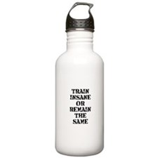 Train Insane Water Bottle