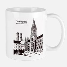 Marienplatz Small Mugs
