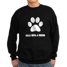Walk Pet Sweatshirt
