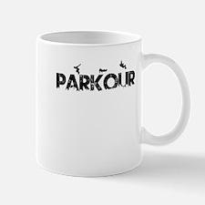 Parkour Crew Mug
