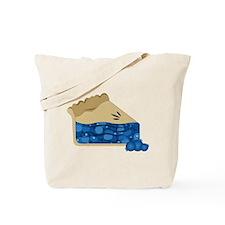 Blueberry Pie Tote Bag