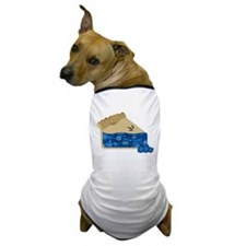 Blueberry Pie Dog T-Shirt