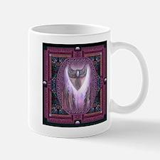 Winged Heart Mandala Mug