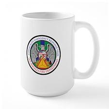 LAFD CERT-LA Large White Mug