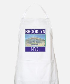 Brooklyn Baseball Stuff BBQ Apron