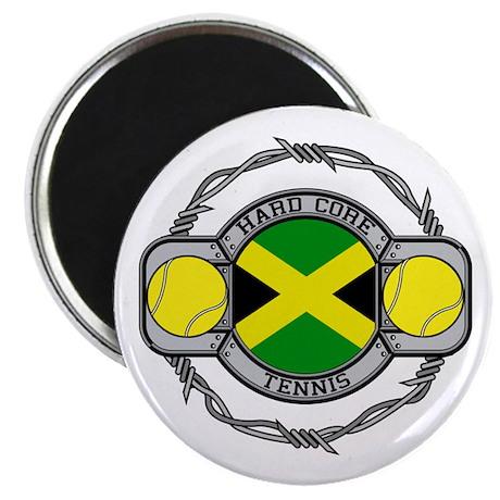 """Jamaica Tennis 2.25"""" Magnet (100 pack)"""