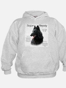 Belgian Sheepdog Hoodie