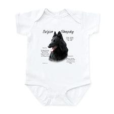 Belgian Sheepdog Infant Bodysuit