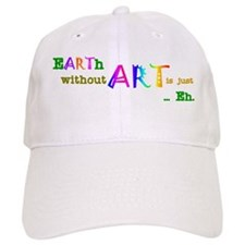 Earth Without Art Baseball Cap