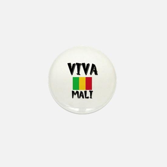 Viva Mali Mini Button