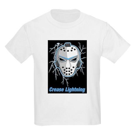 Crease Lightning Kids T-Shirt