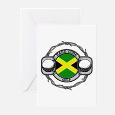 Jamaica Golf Greeting Cards (Pk of 10)