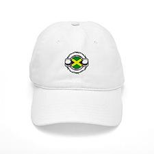 Jamaica Golf Baseball Cap