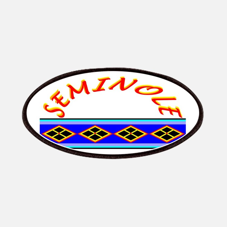 SEMINOLE INDIAN PATCHWORK Patches