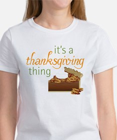 A Thanksgiving Thing Tee