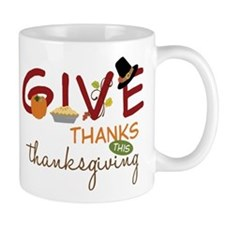 Thanksgiving Mug