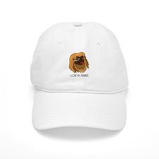 I Love my Pekenese Baseball Cap