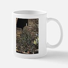 Christmas Tree - Rockefeller Center Mug