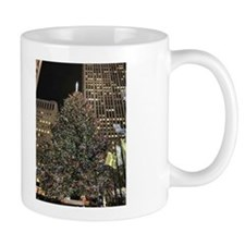 Christmas Tree - Rockefeller Center Mug