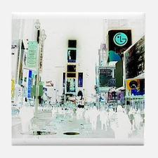 Times Square Tile Coaster