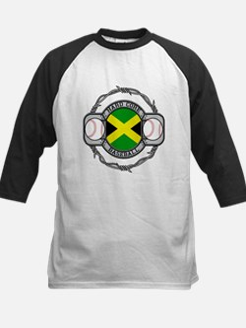 Jamaica Baseball Tee