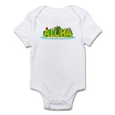 Aloha Infant Bodysuit