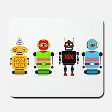 robots.jpg Mousepad