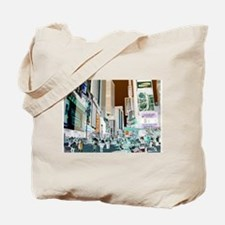Times Square 3 Tote Bag