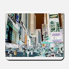 Times Square 3 Mousepad