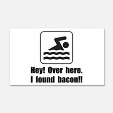 Found Bacon Wall Decal