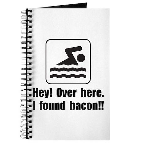 Found Bacon Journal