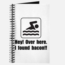 Found Bacon Journal