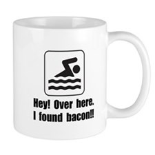 Found Bacon Mug