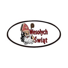 Wesolych Swiat Patches